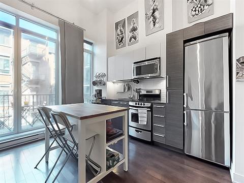 Condo for sale in Ville-Marie (Montréal), Montréal (Island), 2118, Rue  Saint-Dominique, apt. 203, 20508800 - Centris.ca