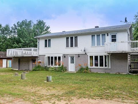 Duplex for sale in Brownsburg-Chatham, Laurentides, 1757 - 1757A, Route du Nord, 22010649 - Centris.ca