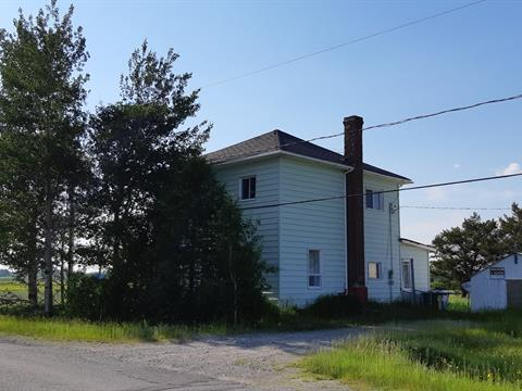 Maison à vendre à Barraute, Abitibi-Témiscamingue, 395, 1er-et-2e Rang Ouest, 19324526 - Centris.ca