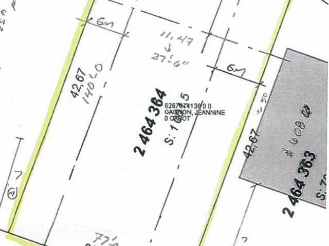 Lot for sale in Saguenay (Chicoutimi), Saguenay/Lac-Saint-Jean, Rue  Cabot, 24006894 - Centris.ca
