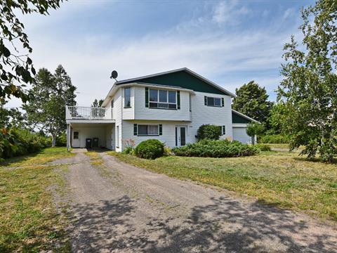 Maison à vendre à Sainte-Anne-de-la-Pocatière, Bas-Saint-Laurent, 124A - 124B, Rue  Saint-Louis, 25162029 - Centris.ca