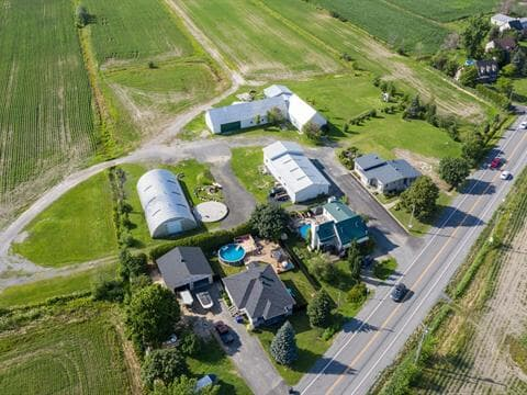 Farm for sale in Sainte-Julie, Montérégie, 1541, Chemin de la Belle-Rivière, 10337702 - Centris.ca