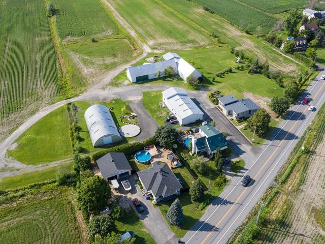 Farm for sale in Sainte-Julie, Montérégie, 1541, Chemin de la Belle-Rivière, 10337702 - Centris.ca