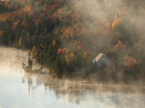 Chalet à vendre à Saint-Alban, Capitale-Nationale, 44, Chemin du Lac-Clair, 24337799 - Centris.ca