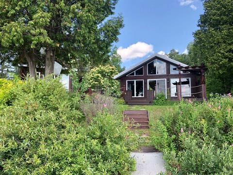 Cottage for sale in Sainte-Paule, Bas-Saint-Laurent, 188, Chemin du Lac-du-Portage Est, 20666862 - Centris.ca