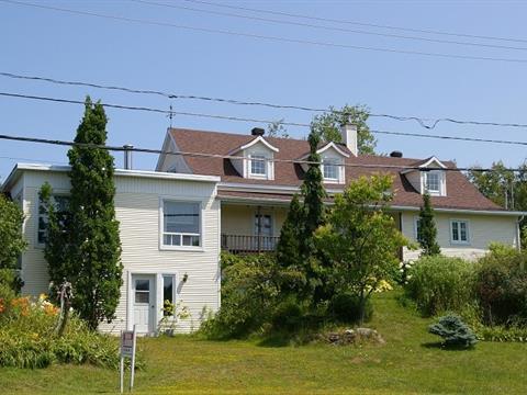 Maison à vendre à Sainte-Claire, Chaudière-Appalaches, 371, Route  Bégin, 15996909 - Centris.ca