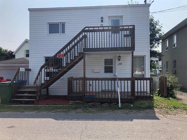 Duplex à vendre à Mont-Joli, Bas-Saint-Laurent, 29, Avenue  Lamontagne, 24889430 - Centris.ca