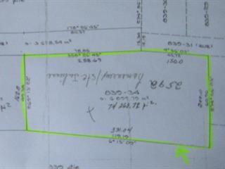 Lot for sale in Sainte-Julienne, Lanaudière, 2592, Chemin  Lamoureux, 20917808 - Centris.ca