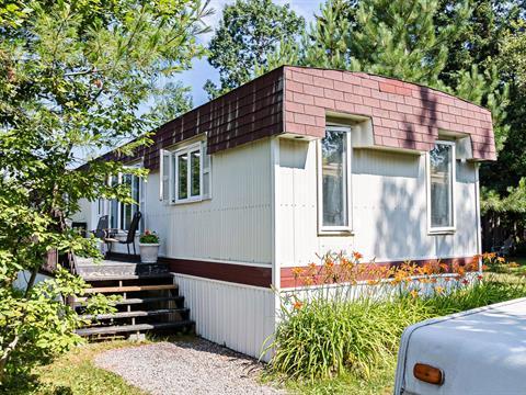 Mobile home for sale in Fossambault-sur-le-Lac, Capitale-Nationale, 319, Rue des Bosquets, 24090738 - Centris.ca