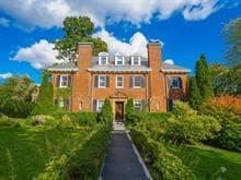 House for sale in Westmount, Montréal (Island), 65, Avenue  Forden, 11923996 - Centris.ca