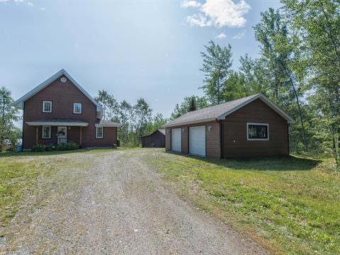 Maison à vendre à Barraute, Abitibi-Témiscamingue, 235, Chemin du Lac-Fiedmont, 17908307 - Centris.ca