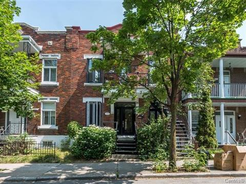 Condo / Apartment for rent in Villeray/Saint-Michel/Parc-Extension (Montréal), Montréal (Island), 8527, Avenue des Belges, 9407457 - Centris.ca
