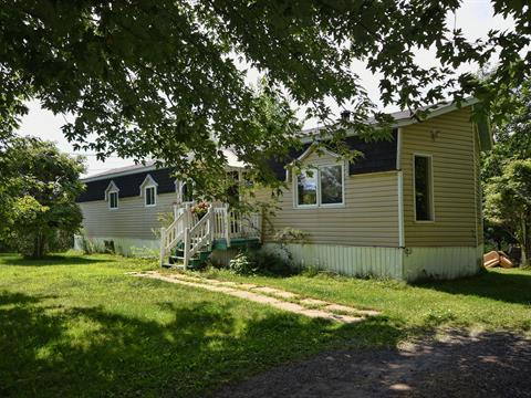 Mobile home for sale in La Visitation-de-l'Île-Dupas, Lanaudière, 18, Rue  Saint-Paul, 9155777 - Centris.ca