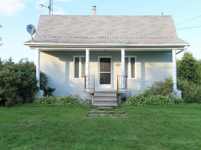 Maison à vendre à Saint-Stanislas (Saguenay/Lac-Saint-Jean), Saguenay/Lac-Saint-Jean, 1116, Rang  Chabot, 12441375 - Centris.ca