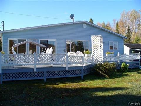 Cottage for sale in La Tuque, Mauricie, 619, Rang Ouest, 15313684 - Centris.ca