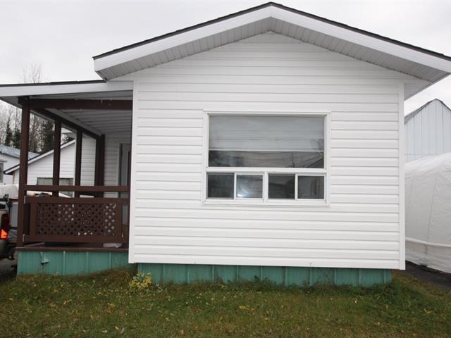 Maison mobile à vendre à Chibougamau, Nord-du-Québec, 54, 7e Rue Est, 18915014 - Centris.ca
