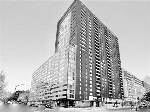 Condo / Appartement à louer à Ville-Marie (Montréal), Montréal (Île), 350, boulevard  De Maisonneuve Ouest, app. 500, 27706573 - Centris