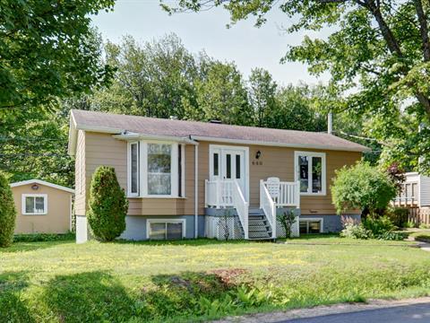Maison à vendre à La Haute-Saint-Charles (Québec), Capitale-Nationale, 680, Rue des Eaux-Fraîches, 20848910 - Centris