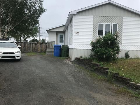 Mobile home for sale in Sept-Îles, Côte-Nord, 32, Rue des Lupins, 9024587 - Centris