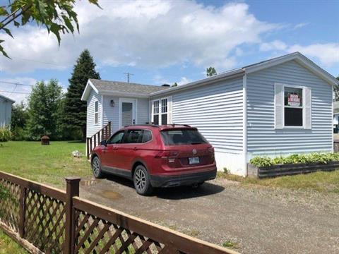 Maison mobile à vendre à New Richmond, Gaspésie/Îles-de-la-Madeleine, 169, Avenue  Bert-Dimock, 16446338 - Centris.ca