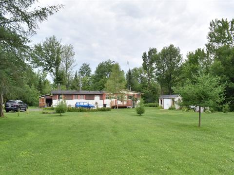Maison mobile à vendre à Wickham, Centre-du-Québec, 955, Route  Caya, 26028687 - Centris.ca