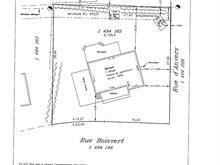 Terrain à vendre à Vimont (Laval), Laval, 1835, Rue  Boisvert, 27846641 - Centris