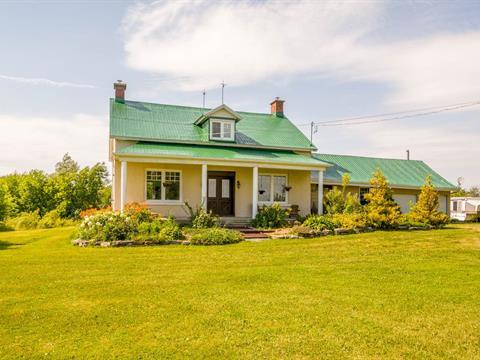 House for sale in Très-Saint-Sacrement, Montérégie, 596, Route  138, 13451101 - Centris.ca