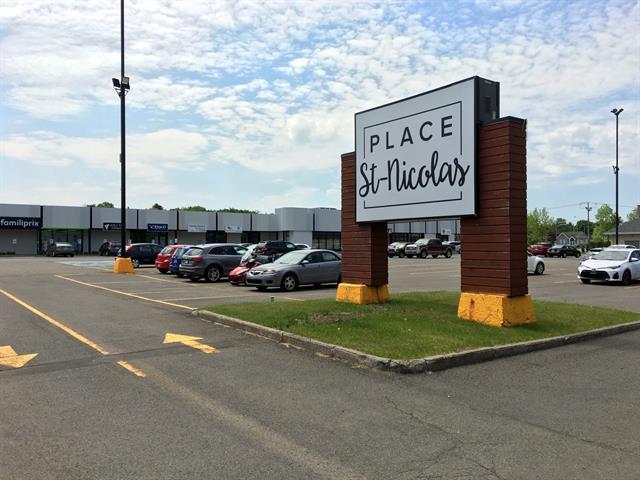 Local commercial à louer à Lévis (Les Chutes-de-la-Chaudière-Ouest), Chaudière-Appalaches, 845, Route  Marie-Victorin, local 10, 13360282 - Centris.ca