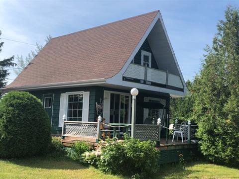 Chalet à vendre à Métabetchouan/Lac-à-la-Croix, Saguenay/Lac-Saint-Jean, 1117, 15e Chemin, 20971216 - Centris.ca