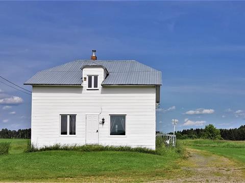 Maison à vendre à Saint-Félicien, Saguenay/Lac-Saint-Jean, 4486, Rang  Nord, 20558983 - Centris.ca