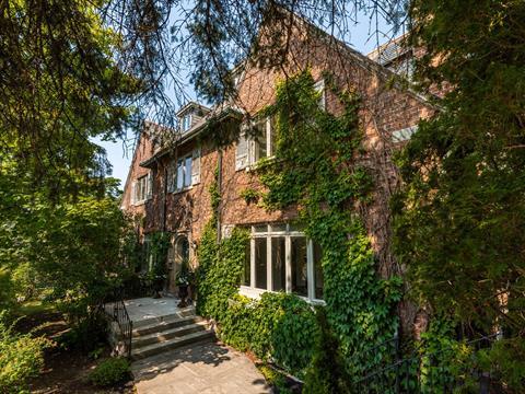 House for sale in Westmount, Montréal (Island), 21, Avenue  Shorncliffe, 14711337 - Centris