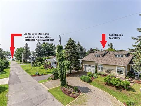 Maison à vendre à Oka, Laurentides, 14, Rue  Richard, 24617933 - Centris.ca