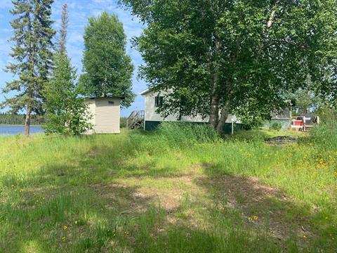 Cottage for sale in Val-d'Or, Abitibi-Témiscamingue, 1, Chemin du Rapide-Sept, 12180820 - Centris.ca