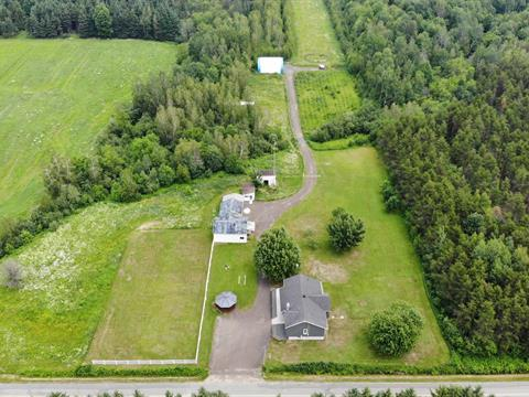 Hobby farm for sale in Sainte-Marie-de-Blandford, Centre-du-Québec, 45Z, Route des Cyprès, 17009181 - Centris