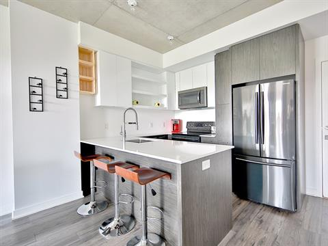 Condo / Appartement à louer à Le Vieux-Longueuil (Longueuil), Montérégie, 40, Rue  Saint-Sylvestre, app. 502, 11772334 - Centris