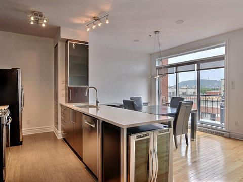 Condo / Apartment for rent in Le Plateau-Mont-Royal (Montréal), Montréal (Island), 1300, Rue  Pauline-Julien, apt. 402, 9776897 - Centris
