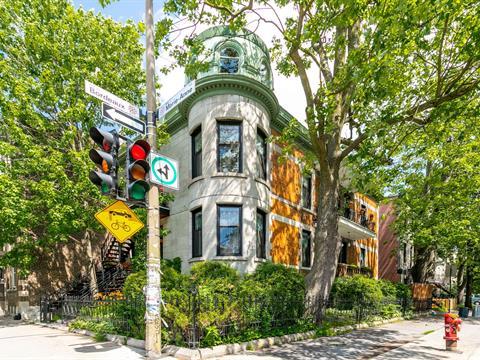 Condo / Apartment for rent in Le Plateau-Mont-Royal (Montréal), Montréal (Island), 2004, Rue  Marie-Anne Est, 17166674 - Centris