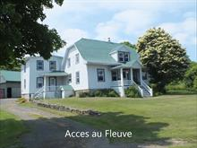 Maison à vendre à Sainte-Croix, Chaudière-Appalaches, 6955, Route de Pointe-Platon, 18494529 - Centris.ca