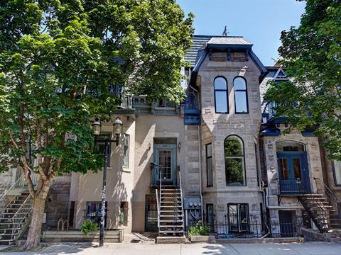 Condo / Apartment for rent in Le Plateau-Mont-Royal (Montréal), Montréal (Island), 3489, Rue  Aylmer, apt. 2, 25029962 - Centris.ca