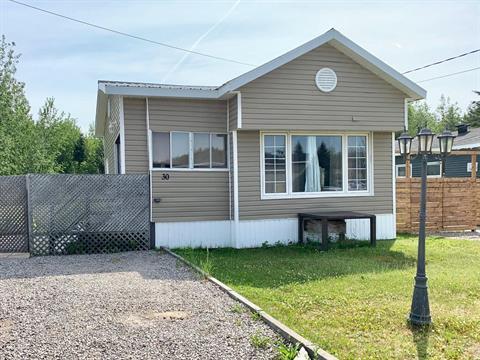Mobile home for sale in Saguenay (La Baie), Saguenay/Lac-Saint-Jean, 5482, Chemin  Saint-Anicet, apt. 30, 14396881 - Centris.ca