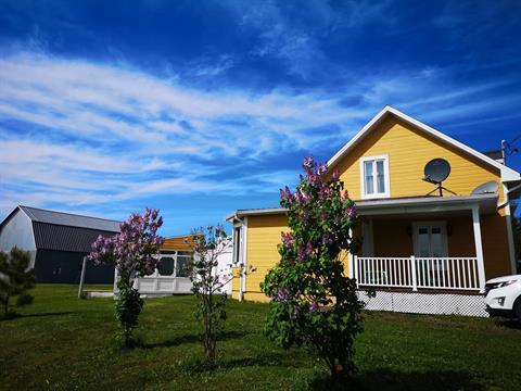 House for sale in Saint-Adelme, Bas-Saint-Laurent, 605, 7e Rang Ouest, 23180313 - Centris.ca