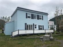 Maison à vendre à Mont-Saint-Pierre, Gaspésie/Îles-de-la-Madeleine, 1, Rue  Bernatchez, 14091665 - Centris.ca