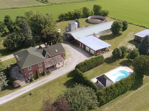 House for sale in Saint-Ignace-de-Stanbridge, Montérégie, 1832, 2e Rang Nord, 20335146 - Centris.ca