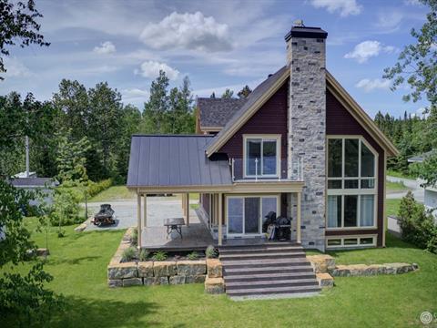 Chalet à vendre à Thetford Mines, Chaudière-Appalaches, 18, Chemin du Bocage, 22773668 - Centris.ca