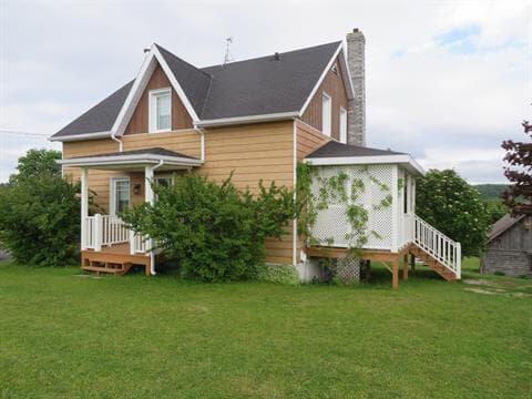 Fermette à vendre à Padoue, Bas-Saint-Laurent, 590, 5e Rang Ouest, 16332860 - Centris.ca
