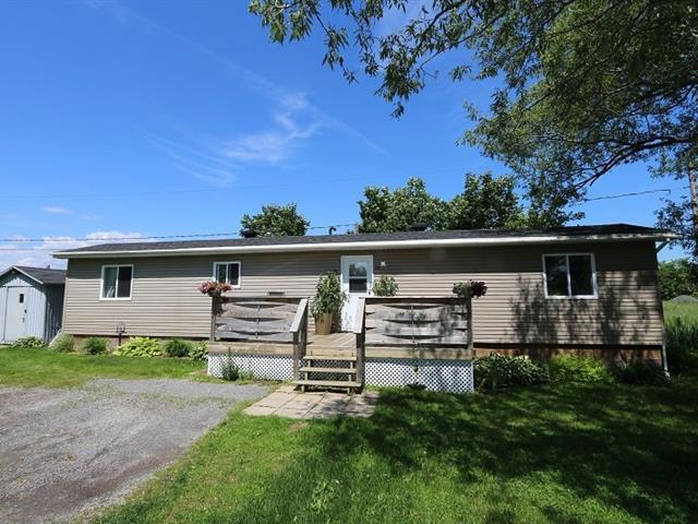 Maison mobile à vendre à Saint-Augustin-de-Desmaures, Capitale-Nationale, 209, Route  138, app. 29, 15067467 - Centris.ca