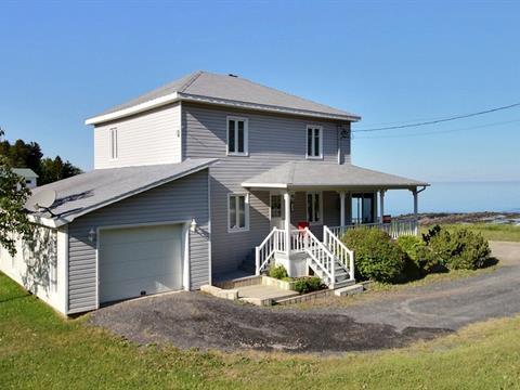 Maison à vendre à Petite-Vallée, Gaspésie/Îles-de-la-Madeleine, 2, Rue du Cap, 10016701 - Centris.ca