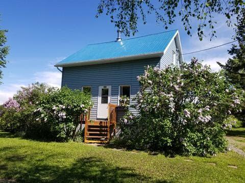 Hobby farm for sale in Les Hauteurs, Bas-Saint-Laurent, 531, 5e Rang Est, 17946811 - Centris.ca