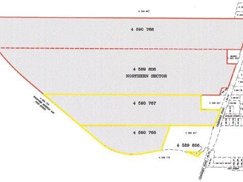 Terre à vendre à L'Île-Bizard/Sainte-Geneviève (Montréal), Montréal (Île), Rue  Cherrier, 10814612 - Centris.ca