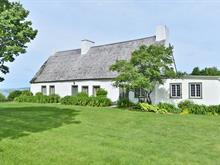 House for sale in Saint-Pierre-de-l'Île-d'Orléans, Capitale-Nationale, 1789, Chemin  Royal, 16000952 - Centris.ca